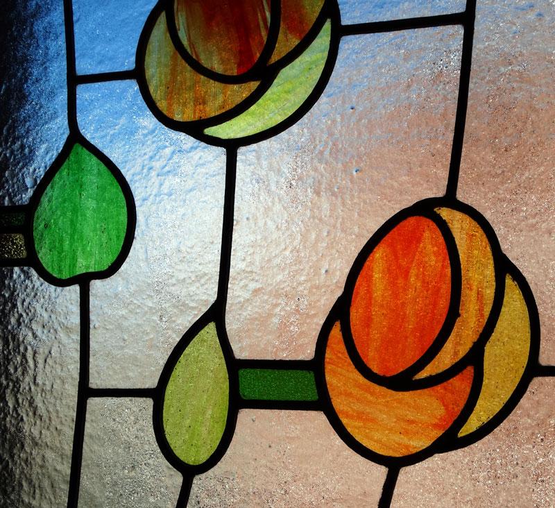 Mackintosh vetreria recrosio for Vetreria re