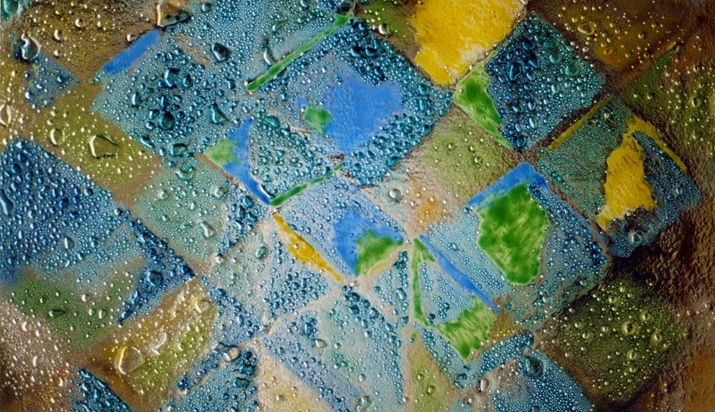 Tappeto di colori - Vetreria Recrosio
